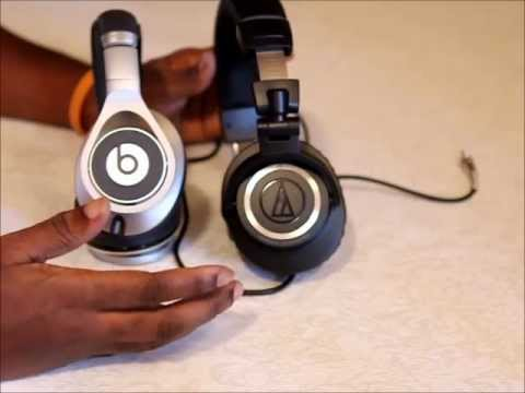 Audio-Technica ATH-M50 vs Beats Studio