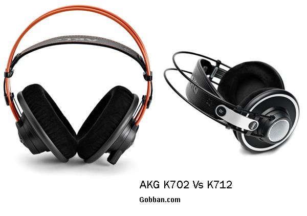AKG K702 Vs K712