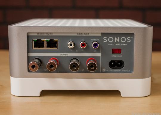 Sonos Connect Vs Connect Amp Audiorockstars Com