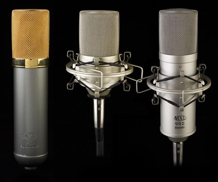 MXL 770 Vs 990 a