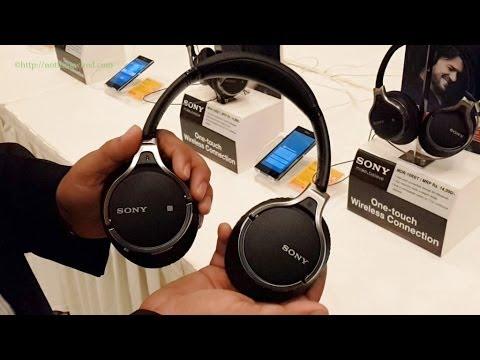 Sony MDR-10RBT Vs Bose AE2W