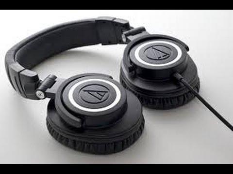 Sony MDR 7506 Vs Audio-Technica ATH M50X