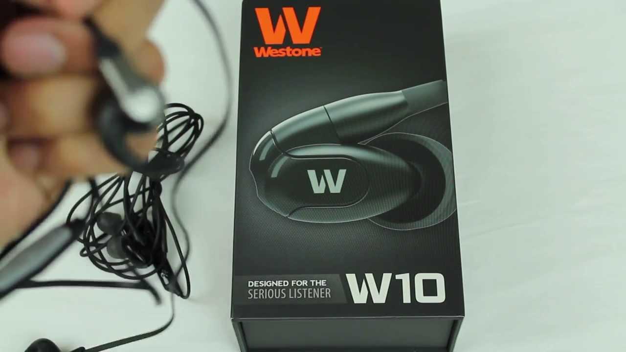 Westone W10 Vs Shure SE215