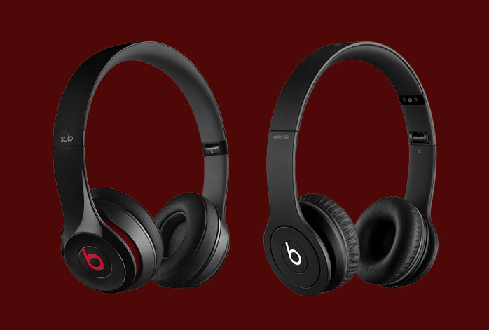 Beats Solo 2 Vs Solo HD