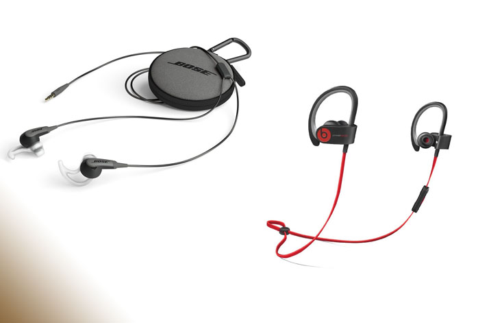Bose SoundSport Vs Powerbeats2