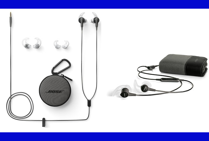 Bose Soundsport Vs Soundtrue Ultra