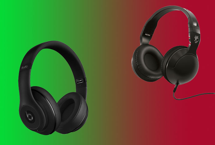 Skullcandy Hesh 2 Vs Beats Studio