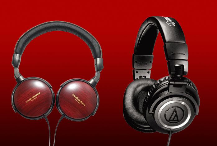 Audio-Technica ATH-ESW9A Vs ATH-M50