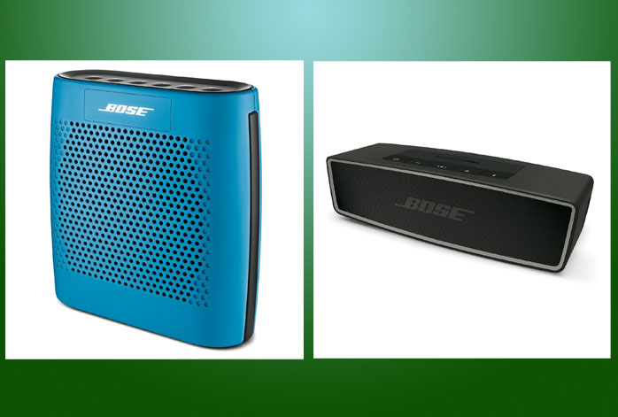 Bose SoundLink Color Vs Mini