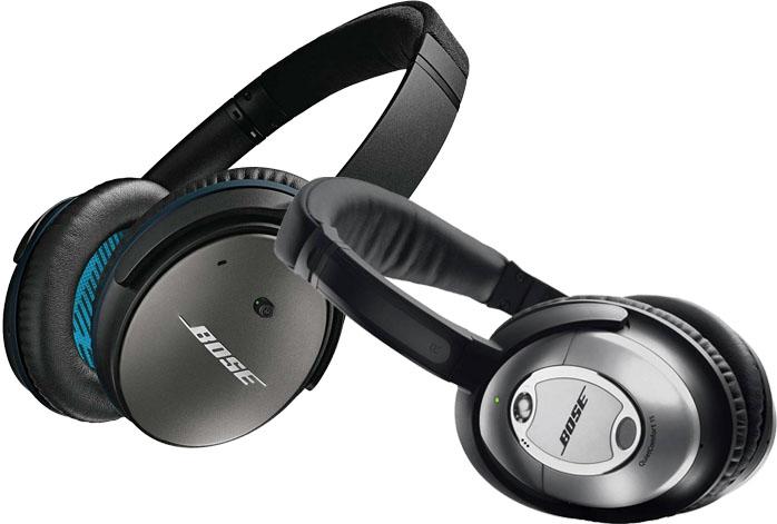 Bose QuietComfort 25 Vs 15