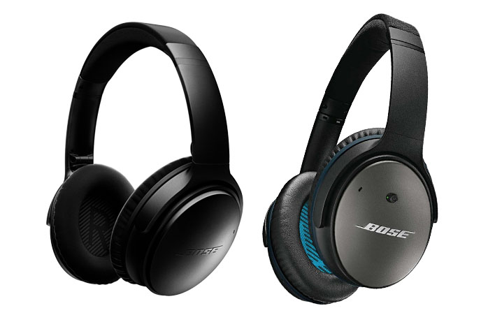 Bose QuietComfort 35 Vs 25