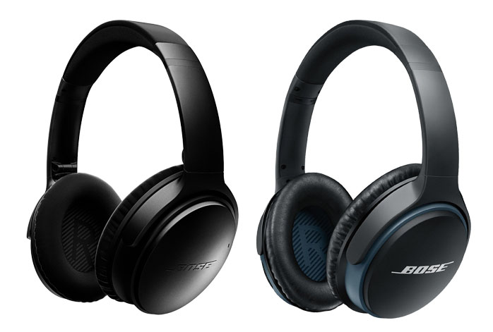 Bose QuietComfort 35 Vs SoundLink