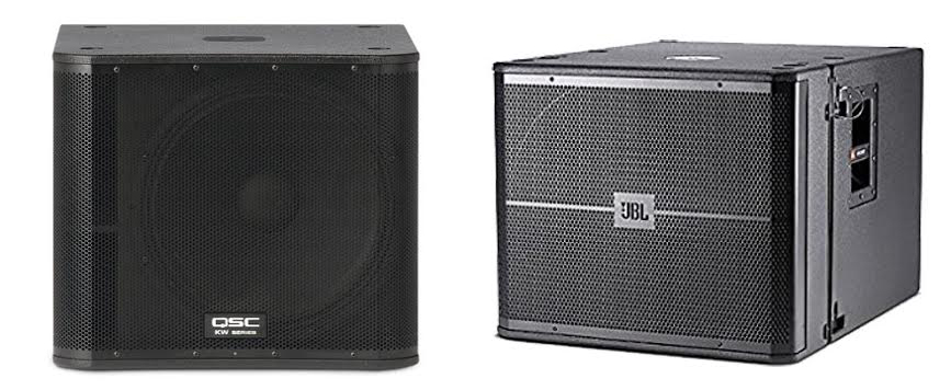 QSC KW181 Vs JBL VRX918SP