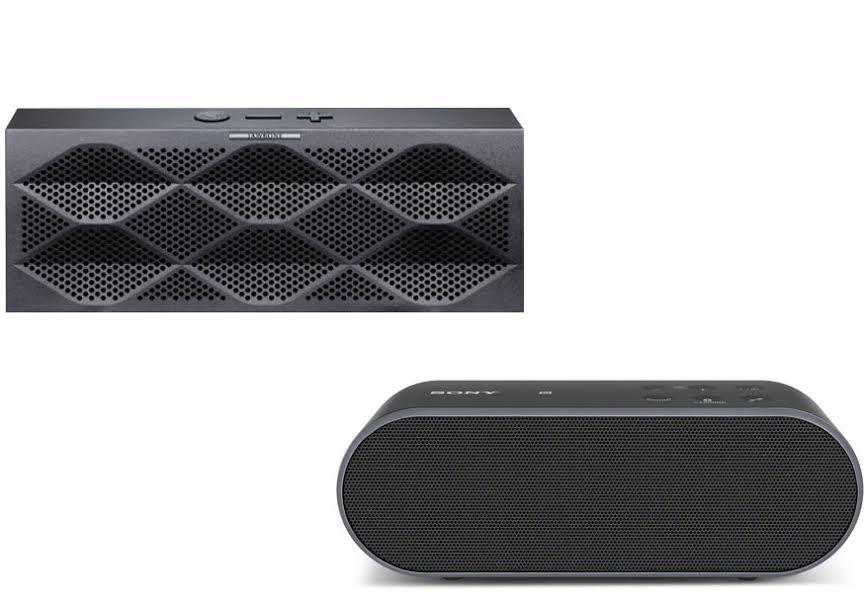 Mini Jambox Vs Sony SRS X2