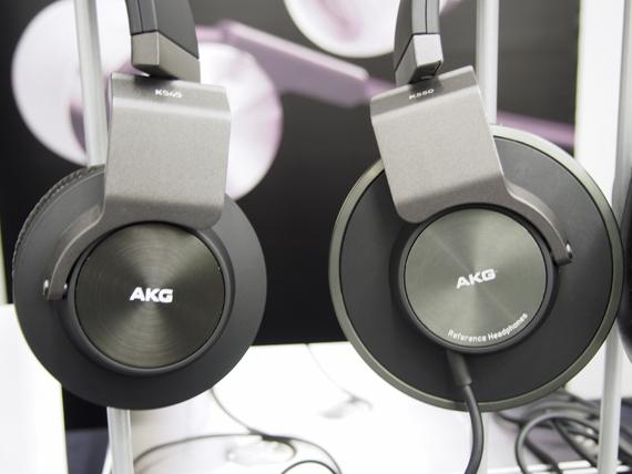 AKG K550 vs K545