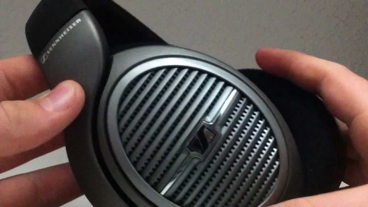 Sennheiser HD 558 vs 518