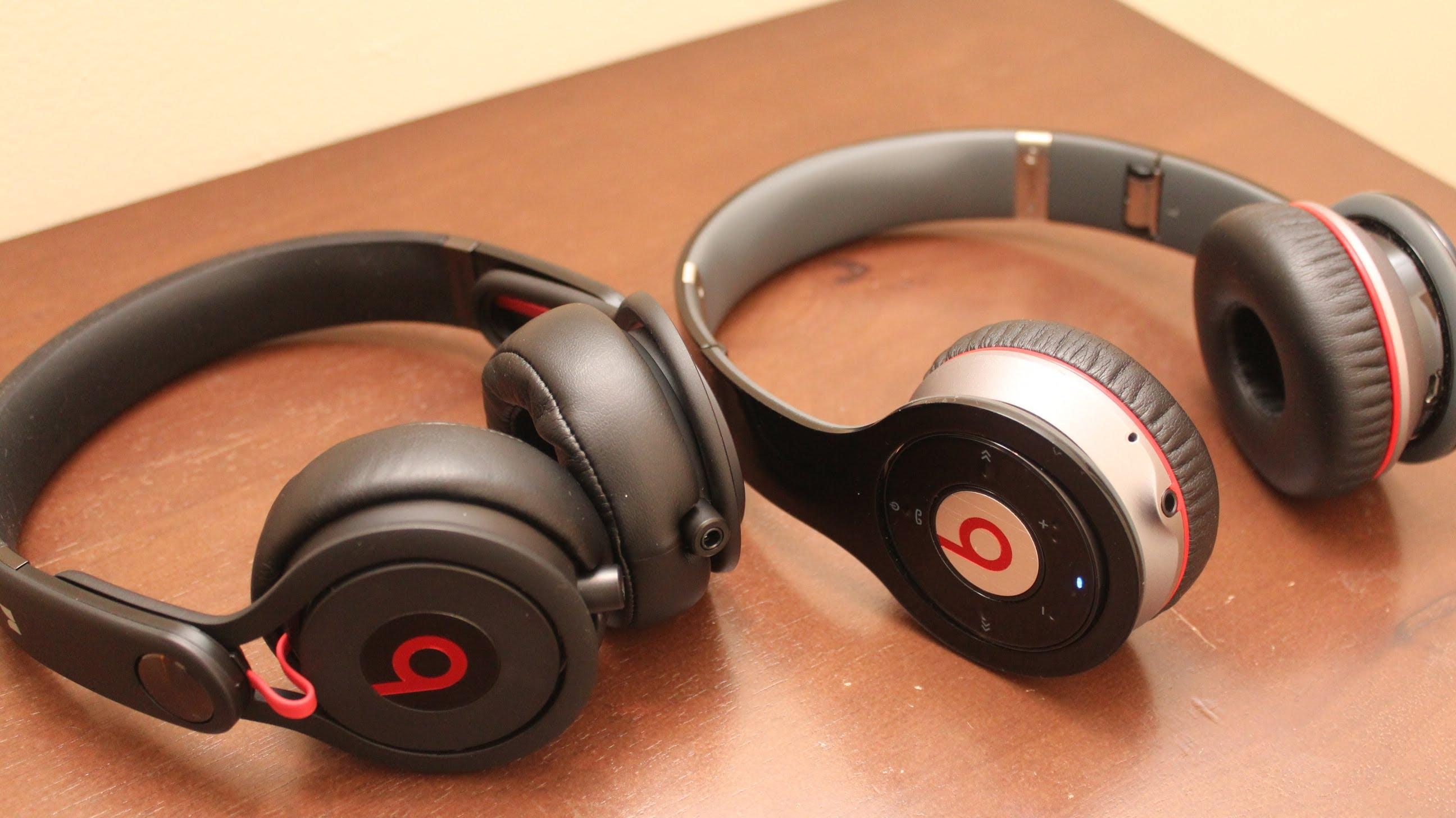 Beats Studio vs Mixr