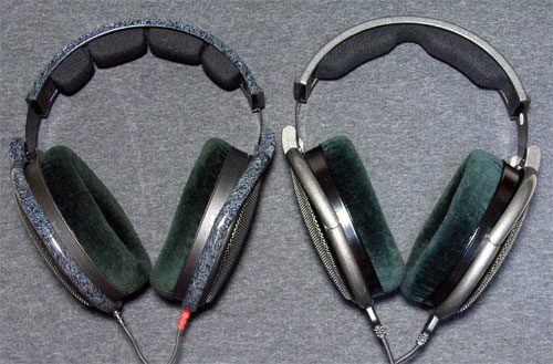 Sennheiser HD 600 vs 650