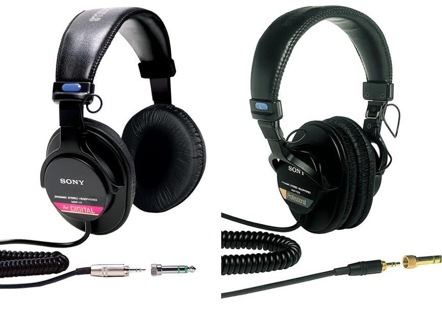 Sony MDR-V6 Vs MDR-7506