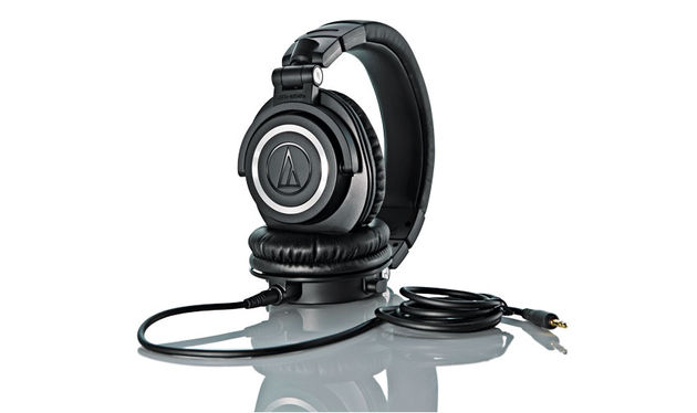 Audio Technica ATH M40x Vs M50x