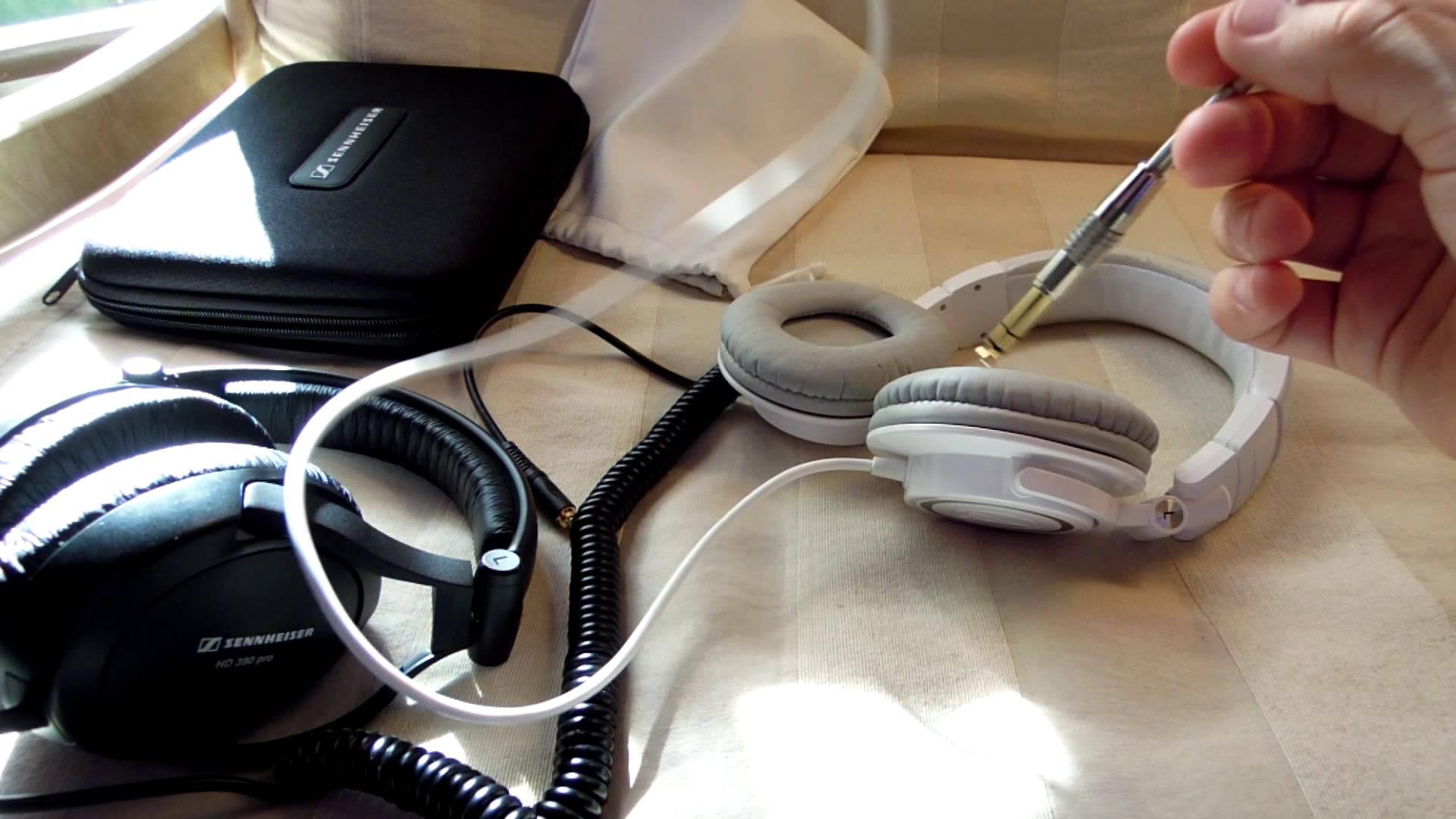 Sennheiser HD 280 Vs 380