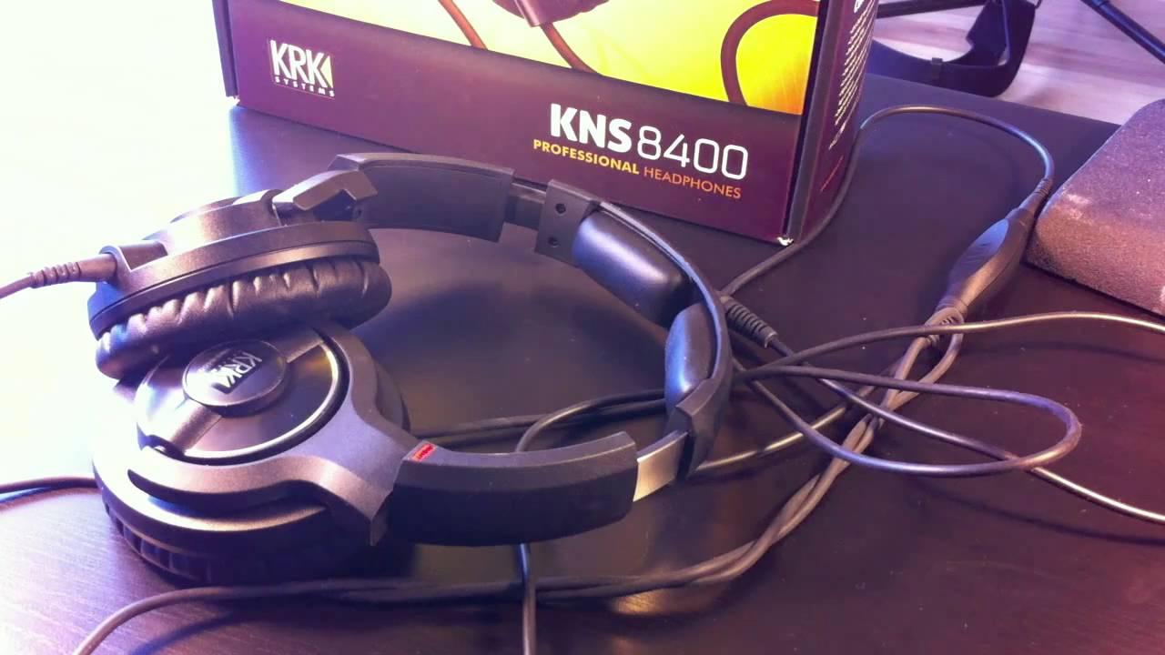 KRK KNS 8400 Vs ATH M50