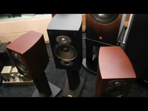 Polk Audio RTI A1 Vs Polk Audio RTI A3