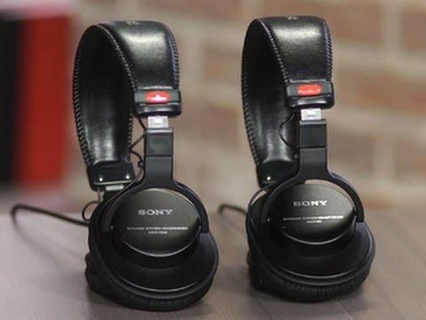 Sony MDR 7506 Vs Audio-Technica ATH M50