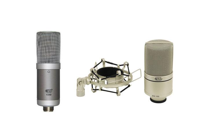 MXL V250 Vs 990