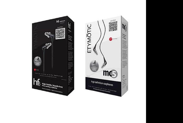 Etymotic HF5 Vs MC5