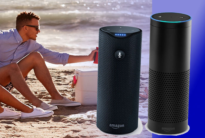 Amazon Echo Vs Amazon Tap