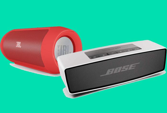 JBL Charge 2 Vs Bose SoundLink Mini