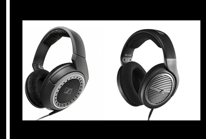 Sennheiser HD 439 Vs 518