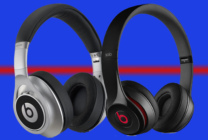 Beats Executive Vs Solo 2