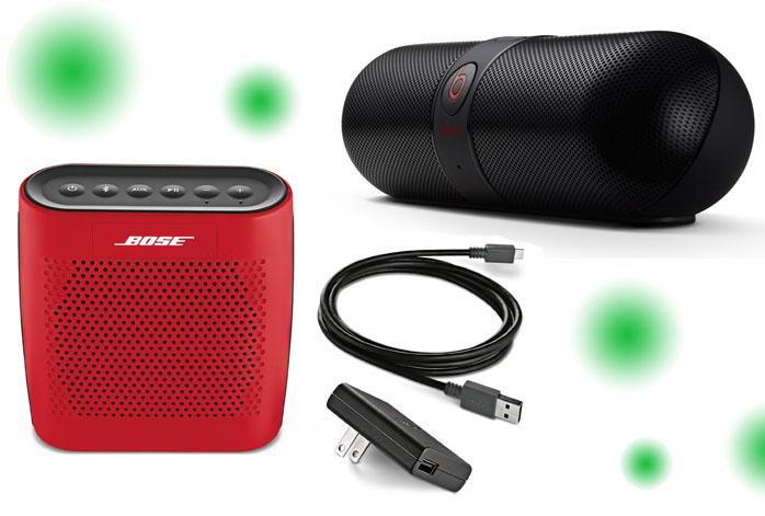 Bose SoundLink Color Vs Beats Pill