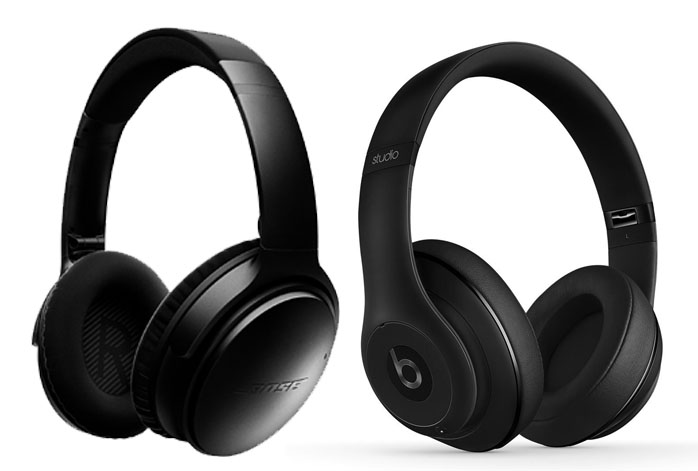 Bose QuietComfort 35 Vs Beats Studio