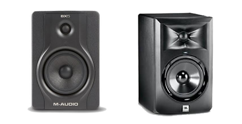m-audio-bx5-vs-jbl-lsr305