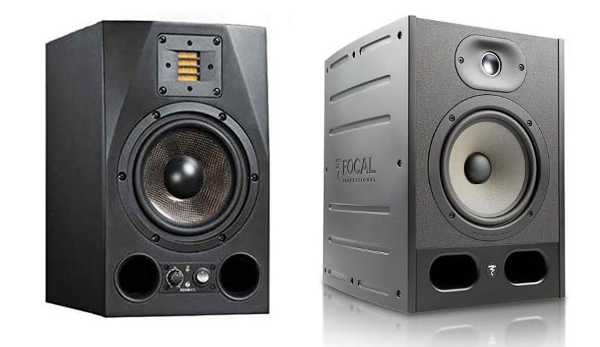 Adam A7X Vs Focal Alpha 65
